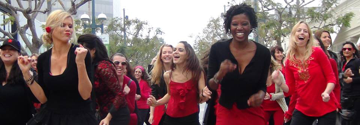 Vallentines Day Flash Mob