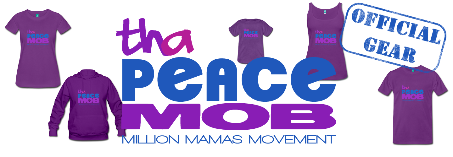 Get thaPeaceMob Official Gear
